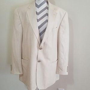 Other - 100% silk men's suit jacket or sports coat